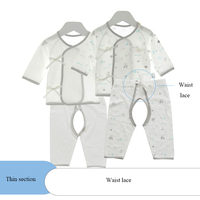 Baby Clothes Sets 0 To 3 Months Newborn Tracksuit Conjunto Infantil Spring Summer Baby Girl Clothing