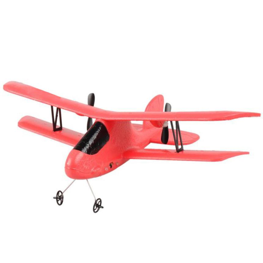 FX-808 Helicopter Plane Glider EPP Fixed-wing Airplane 2CH 2.4G RC Toy Remote Quadcopter REMOTE CONTROL TOYS