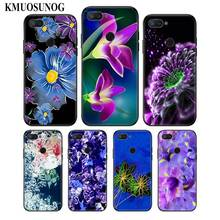For Xiaomi 6 8 A1 A2 Redmi Note S2 4 4X 5 5A 6 6A Pro Lite Black Silicon Phone Case Abstract Floral Flower Style for xiaomi 6 8 a1 a2 redmi note s2 4 4x 5 5a 6 6a pro lite black silicon phone case eiffel tower london city style