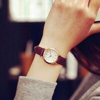Brand Ladies Watch Fashion Casual Small Dial Quartz Watches 2017 New Style Dress Women Wristwatch Relogio