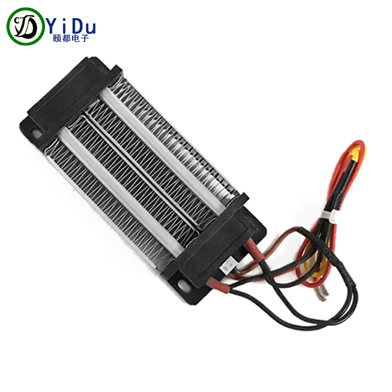 300W 220V PTC ceramic air heater Electric heater Insulated 120*50mm with 70C thermostat protector аксессуар bermuda pond heater 300w ber0835