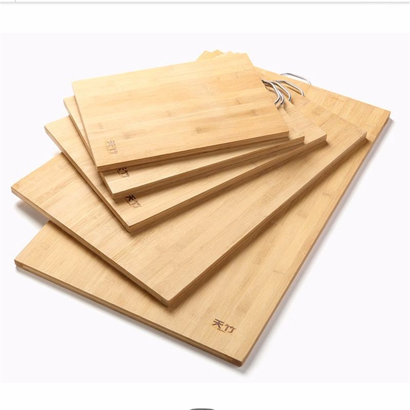 Eco-Friendly Bamboo cutting food board home solid wood kitchen large case panel non-stick mini small cutting fruit board(China)