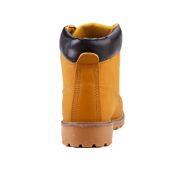ROXDIA Faux Suede Leather Men Boots Spring Autumn And Winter Man Shoes Ankle Boot Men's Snow Shoe Work Plus Size 39-46 RXM560 3