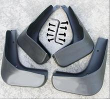 ACCESSORIES FIT FOR 11-13 for Volkswagen Polo MUD FLAP SPLASH GUARD MUDGUARDS FRONT REAR FENDER 4PCS/SET