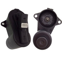 2pcs OE 3C0998281A 3C0998281B 32330208 3C0998281 6 Pin Wheel Handbrake Brake Caliper Servo Motor For VW
