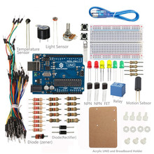 SunFounder Universal Starter Kit for Arduino With UNO R3 Board