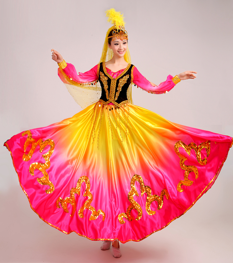 время уйгурский танец картинки этот