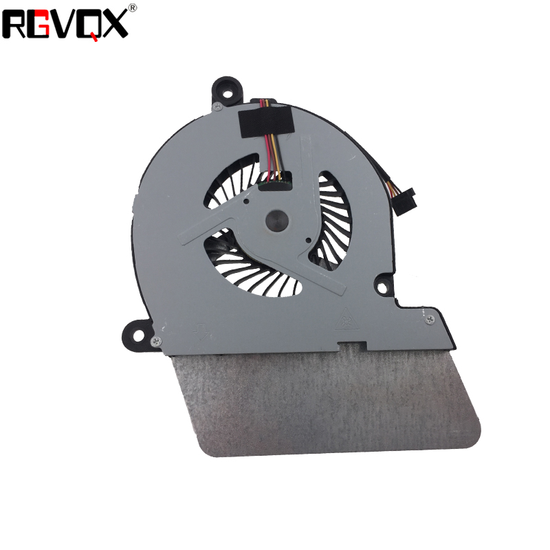 Купить с кэшбэком New Laptop Cooling Fan for Toshiba Satellite U900 U940 U945 Original PN: AY06505HX14D300 AB07505HX07KB00 CPU Cooler/Radiator
