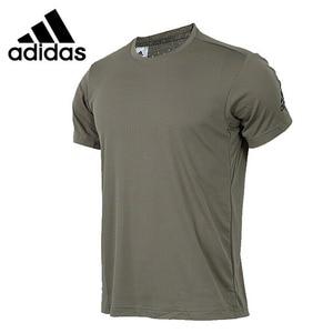 Image 1 - Novedad Original, camisetas de Hombre Adidas FREELIFT, ropa deportiva de manga corta