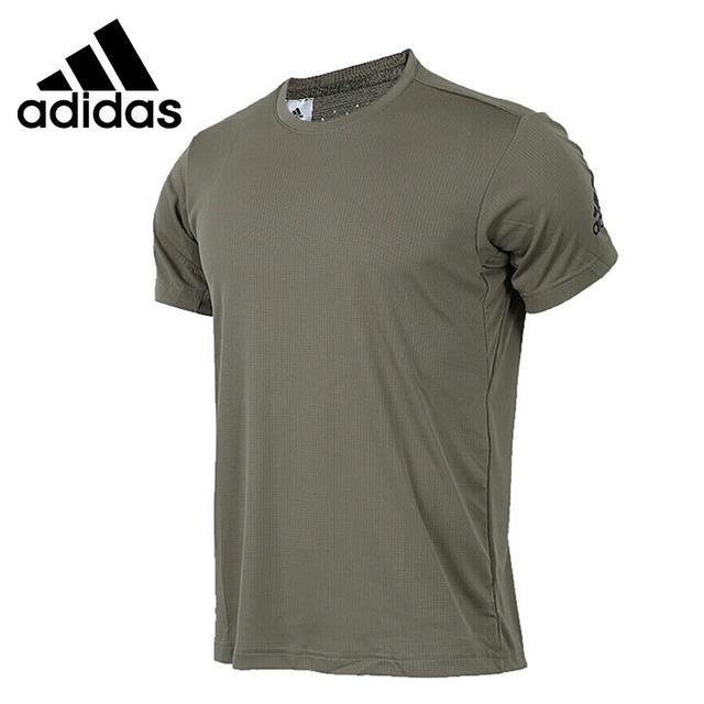 Novedad Original, camisetas de Hombre Adidas FREELIFT, ropa deportiva de manga corta