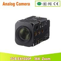 Darmowa wysyłka SONY FCB-EX1020P 36x Zoom kamery sony moduł 36x Zoom Kamery wysokiej rozdzielczości mini kamera/mały PTZ SONY kamera