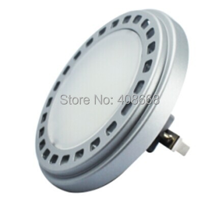 Envío gratis Ar111 G53 120 grados 15W 12vac / dc Cri80 1300lm Blanco - Iluminación LED