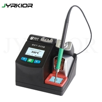 Jyrkior BEST 933B New High Precision Professional Welding Iron Digital Infrared Automatic Soldering Station