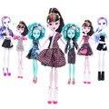 1 Шт., Подходящий для 28 СМ Гений монстр Куклы Одежда Красивая Ручной Платье Модной Одежды Для Barbie Doll Лучшие подарок