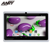 ANRY New Tablets 7 Inch Android 4.4 Tablet Pc 3G Sim Phone Call 1024*600 Screen Quad Core 512M/8GB Flash Built Inside The Tablet
