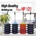 For HP121 121xl for hp D2563 F2423 F2483 F2493 F4213 F4275 F4283 F4583 1050 2050 2050s printer hp 121 ink E110