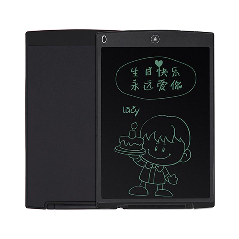 """Prix pour 12 """"Numérique LCD Writing Pad Tablet eWriter Électronique Dessin Graphique Conseil Bloc-Notes avec Stylet Mémo Livraison Gratuite"""