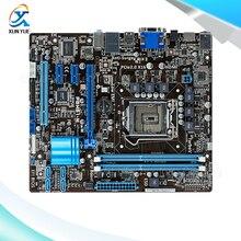 For Asus P8H61-M Original Used Desktop Motherboard For Intel H61 Socket LGA 1155 For i3 i5 i7 DDR3 16G uATX