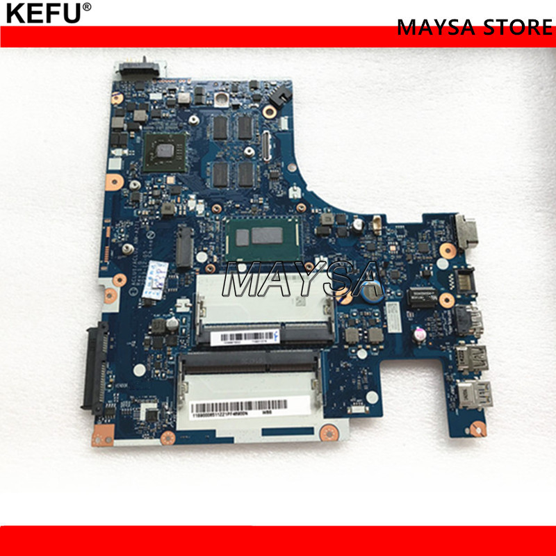 3558U Processor ACLUA/ACLUB NM-A271 Main Board With 2GB video card Fit For Lenovo G50-70 Laptop Motherboard laptop motherboard compatible for lenovo g50 70 aclu1 aclu2 nm a271 sr170 i5 4200u ddr3