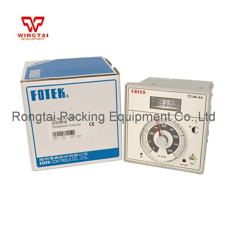 Original Fotek TC96-AA-R4 Temperature Controller original module a1sj71uc24 r4