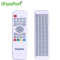Original IPazzport 810 30HS Wireless Mini Keyboard And Somatosensory Air Mouse For Pc Player Android Google