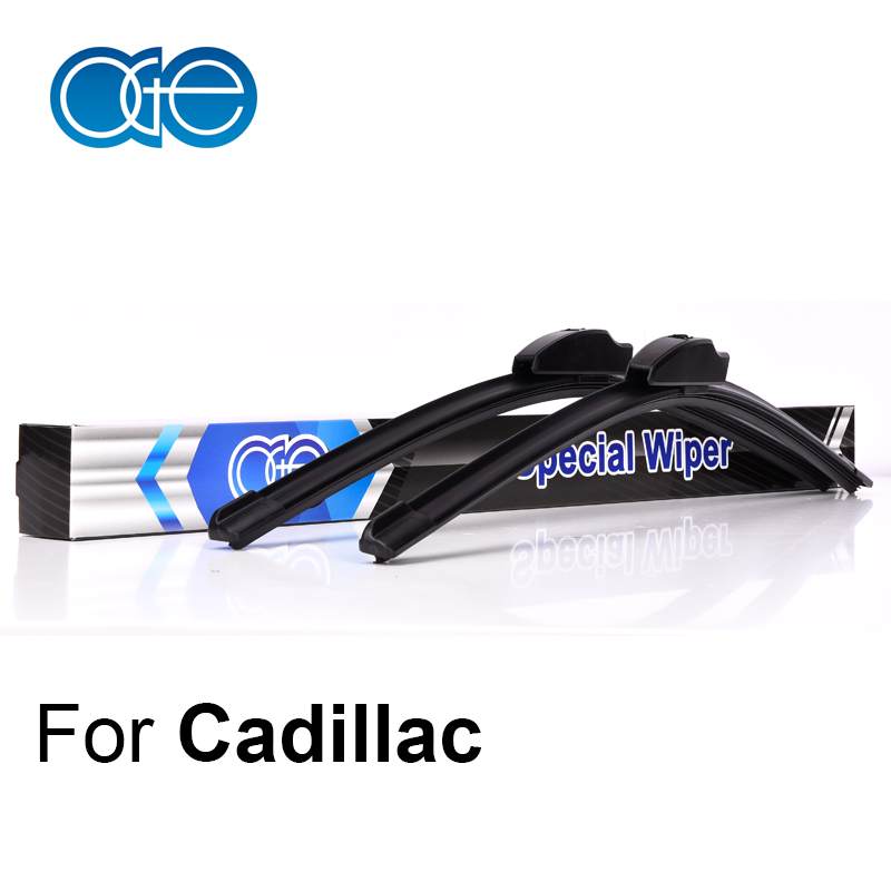 Oge Wiper Blades For Cadillac ATS BLS CTS ESCALADE SRX STS STS-V High Quality Rubber Car Windscreen Accessories