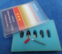 HQ 5 шт. 45 градусов режущий плоттер mimaki лезвие нож виниловая резак плоттер лезвие нож (45 градусов)