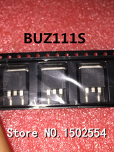 5PCS LOT BUZ111S TO 263 FET N groove 55V 80A