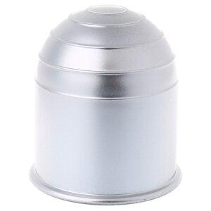 Image 5 - Universele 50mm Rubber Trekhaak Bal Cover Cap Towing Trekhaak Caravan Trailer Beschermen