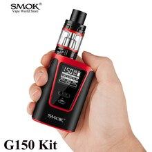 SMOK G150 Package Digital Cigarette Vape Mod 4200mAh E Cigarette Hookah Mech Mod VS iStick Pico Purchase Package Get three Core Free S094