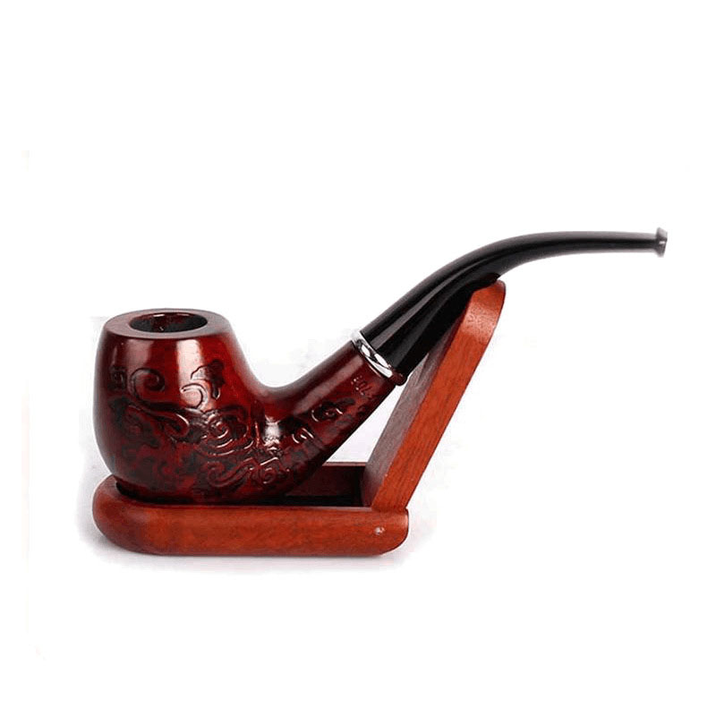 Collectible Smoking Pipes Durable Tobacco Pipes Gift set