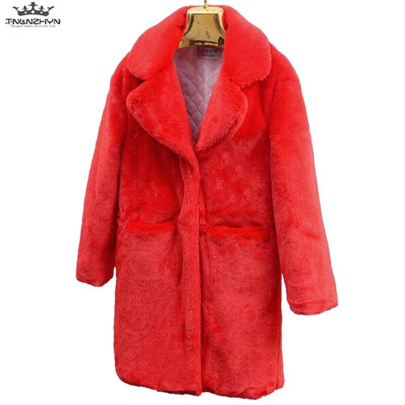 Fashion Women Fur coat Imitation lambs wool Winter coat New product Thickening Keep warm Winter jacket Quality assurance Y1012