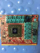M5950 1G 216-0810001 Exibição Placa de Vídeo Placa Gráfica Para DELL M4600 M47000 100% de passar o teste