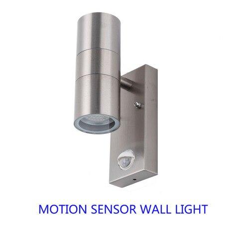 cabeca dupla movimento ip65 inducao luz conduzida