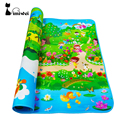 New Arrival Baby Play Mats Play+Learning+Safety Mat Mat for Children Rug Baby Toys For Children Developing Carpet for Kids Rugs