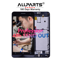 Tested 5 0 1280x720 IPS Display For ASUS Zenfone 5 LCD Touch Screen A501CG T00J Digitizer
