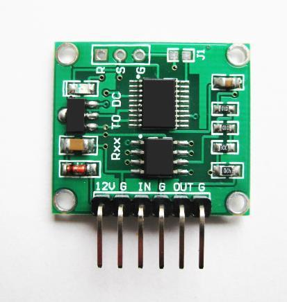 conversion MEIBAI 0-5V 0-10V