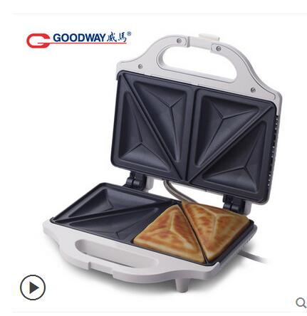 Breakfast sandwich machine home-baked bread, toast sandwiches, omelettes baking pan artifact ariete toast