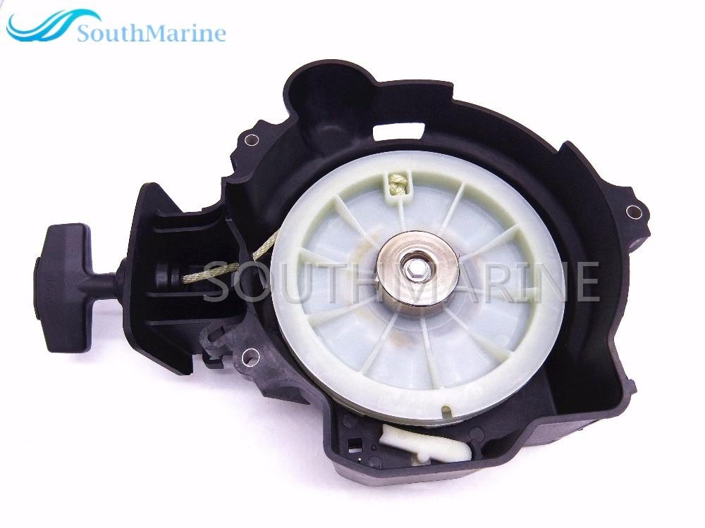 Starter Assy F8-05050000 for Parsun HDX F8 F9.8 4-stroke Outboard Motors