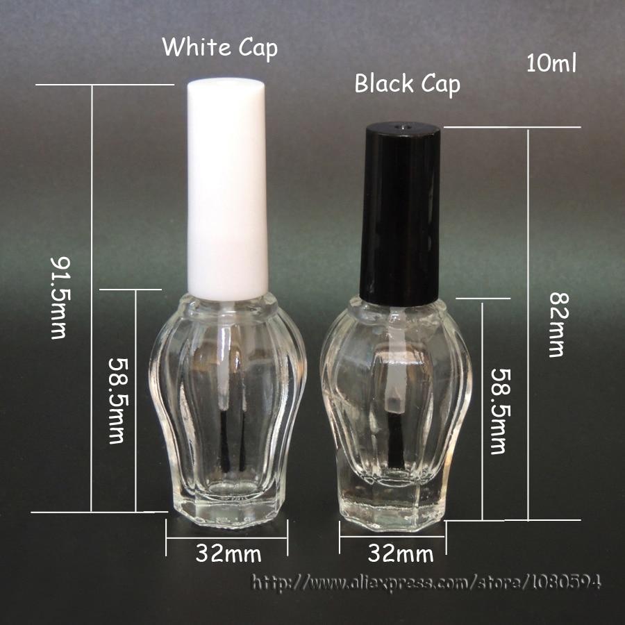 Tienda Online 500x1 mL botella de cristal vacía hechizo colgante ...