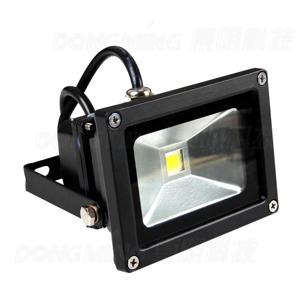 10w led flood light outdoor spotlight led reflector waterproof dc 12v landscape light