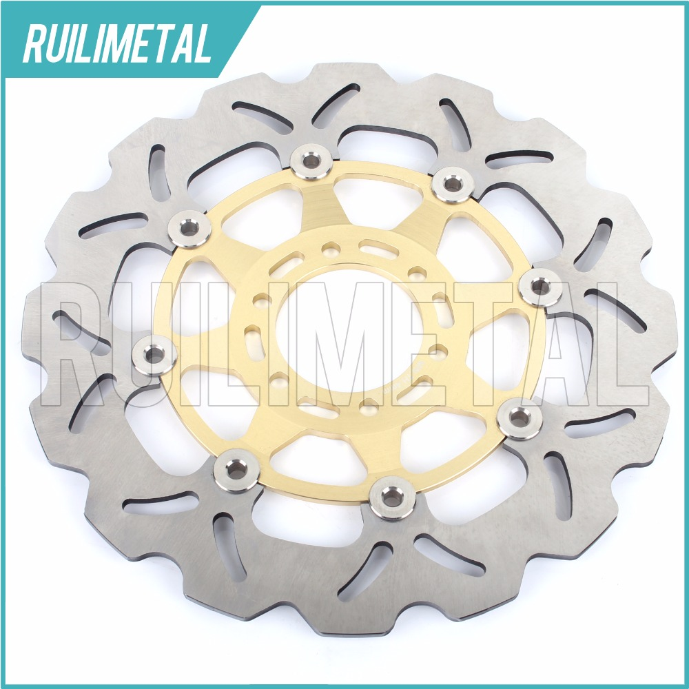 NEN HOT Sale High Quality Motorcycle Front Brake Disc Rotor for YAMAHA TZR 125 1993 1994 1995 93 94 95 high quality 270mm oversize front mx brake disc rotor for yamaha yz125 yz250 yz250f yz450f motorbike front mx brake disc