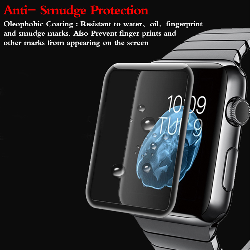 MCMEME-Tempered-Glass-For-Apple-Watch-38mm-42mm-Series-2-1-Full-Cover-3D-Curved-Black (1)