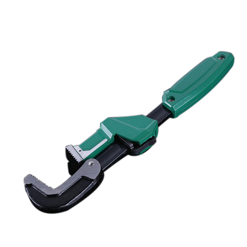 12 Pipe Wrench Adjustable Plumbing Wrench High Torque Universal Wrench Hand Tools