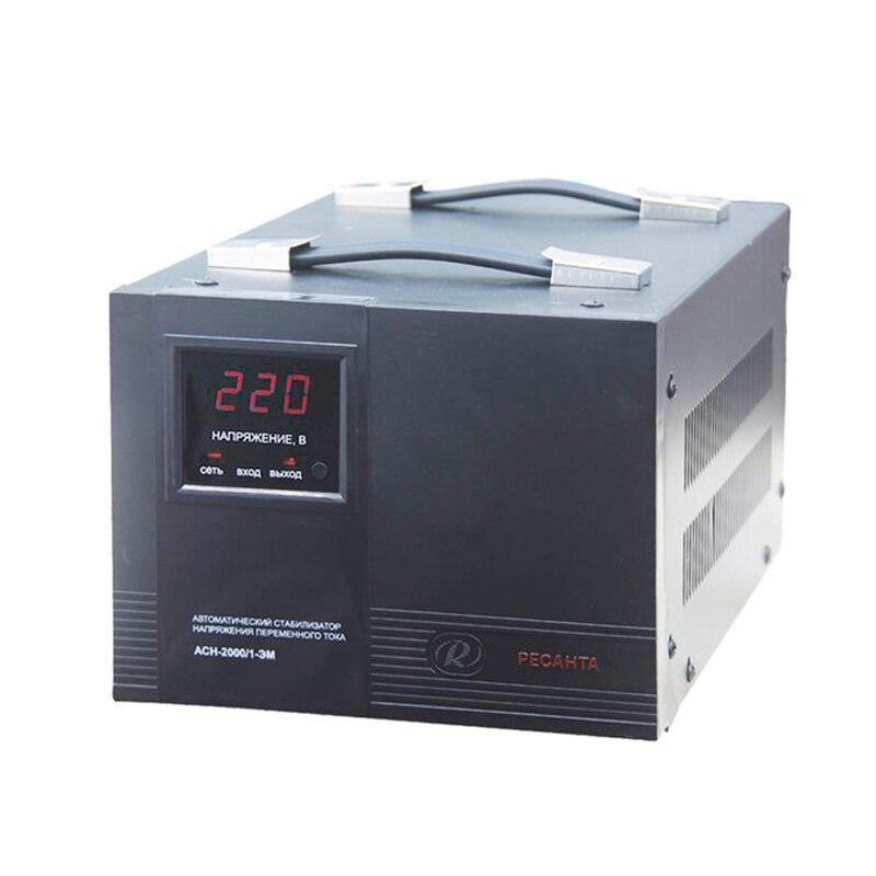 Voltage stabilizer RESANTA ASN-2000/1-EM