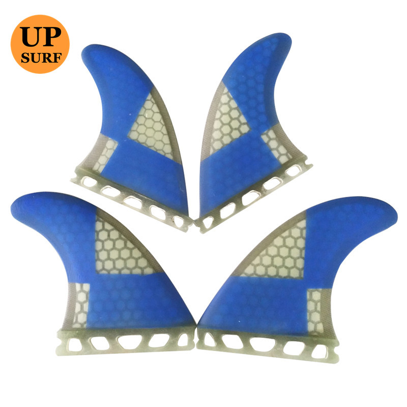 Surfboard Future G5 G3 Fins Quilhas Good Quality Honeycomb Fins Future Quad fins In Surfing