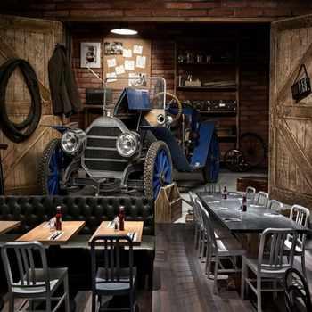 Custom Mural Vintage Series Wallpaper Theme Cafe Bar