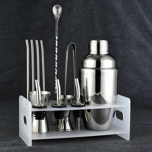12 Piece Boxed Bar Set