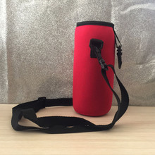 1000ML Water Bottle carrier Insulated Cover Bag Holder Strap pouch Outdoor sports bottle juice lemon Portable Kettle outdoor tactical military water bottle bag kettle pouch holder carrier