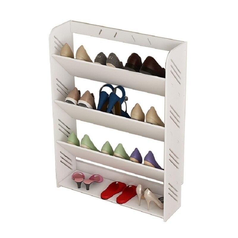 Minimalist Sapato Rak Sepatu Meuble Chaussure Wooden European Mueble Home Zapatero Organizador De Zapato Furniture Shoe Cabinet